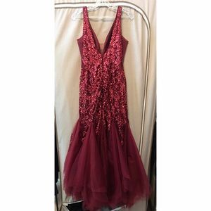 Rachel Allan Dresses - Rachel Allan prom dress